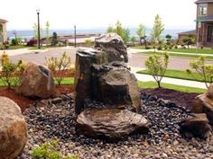 Looking to install a customer water feature at your home or commercial property? Boulder Falls Landscape specializes in water features. Serving Vancouver WA