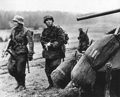 Hitler's last great offensive in the West gets under way on 16 December 1944. A strong artillery barrage opened at 05:30 hours, and at 06:00 hours the infantry attacked.