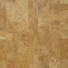 Cobblestone Click Cork Flooring - 5 in. x 7 in. Take Home Sample-HT-754133 - The Home Depot
