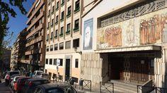 GRANADA | BEIRO | Fachada de la Iglesia de Fray Leopoldo de Alpandeire.