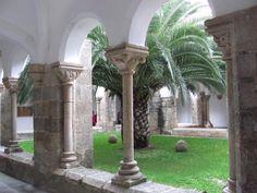 Portalegre - Claustro do Convento São Bernardo, 2010Nov