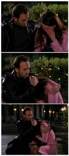 The incredible sinking Lorelei is one of my favorite episodes.  It shows just how much she depends on and loves Luke.  Love it!