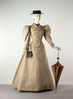 Suit Jacques Doucet, 1895 The Victoria & Albert Museum