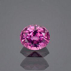 Dazzling Rose Pink Spinel Gemstone from Tanzania by KosnarGemCo