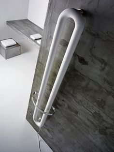 In this post you will find the information and pictures about Towel radiator electric - Modern bathroom heating method, bathroom accessories, useful tips, etc. Small Bathroom Furniture, Bathroom Interior, Modern Bathroom, Towel Heater, Contemporary Radiators, Bathroom Suppliers, Bathroom Radiators, Vertical Radiators, Toilet Cistern