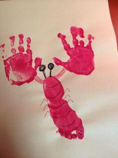 preschool ocean crafts More