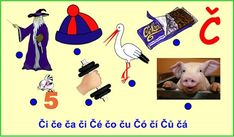 ABECEDA PÍSMENO Č Montessori, Logos, A Logo