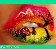 Lip Art   Denali B.'s Photo   Beautylish