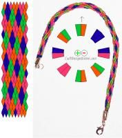 Design Your Own Kongoh Gumi Friendship Bracelet Kumihimo
