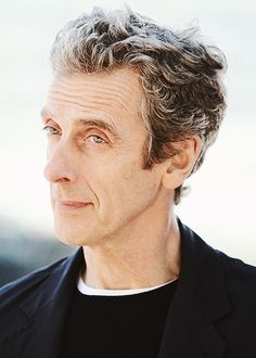 """Peter Capaldi's """"oh yes?"""" face"""