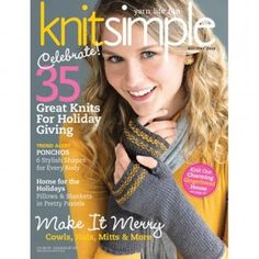 Knit Simple - Holiday 2016