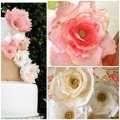 Flores-papel-de arroz
