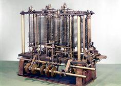 Charles Babbage's Analytical Engine, 1871