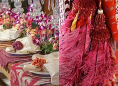 bourgeois boehmian wedding (10)