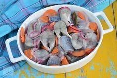 Salata de sfecla rosie pentru iarna - CAIETUL CU RETETE Seafood, Food And Drink, Pizza, Canning, Salads, Sea Food, Seafood Dishes