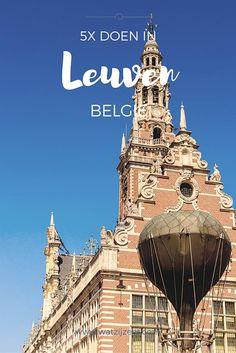 5x doen in Leuven, België // Belgium