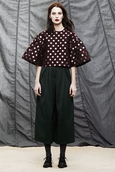 The best looks compiled from Araks NYFW show Fall 2014