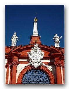 Oldrobel's Fotoreise: Top of the gate