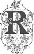cool letter r