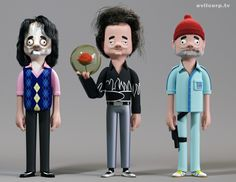 Bill Murray by Kibooki
