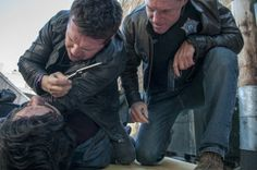 Jon Seda and Jason Beghe in Chicago PD photo - Chicago PD picture #5 of 46