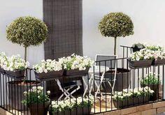 Decorate-balconies