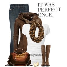 """That it was"" by cindycook10 on Polyvore"
