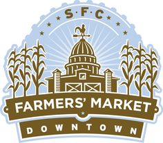 SFC's Downtown Farmers' Market: every Saturday from 9am-1pm