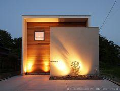 Ideas For Exterior Facade Design Arches Minimalist House Design, Minimalist Architecture, Minimalist Home, Modern House Design, Modern Architecture, D House, Facade House, Facade Design, Exterior Design