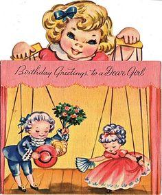 Birthday Card AW 74 | eBay