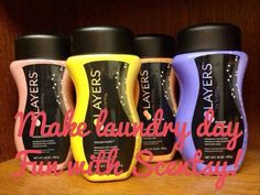 Make laundry day a FUN day with Scentsy Washer Whiffs  Dryer Disks!  https://leeannlong.scentsy.us