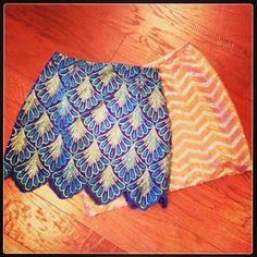 Sequin Skirts @ http://allthisnoise.tumblr.com #clothing #apparel #women #women clothing