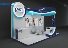 PHD Concept for Arab health on Behance Exhibition Stall, Exhibition Booth Design, Exhibit Design, Cool Designs, Behance, Concept, Stalls, Exhibitions, Health