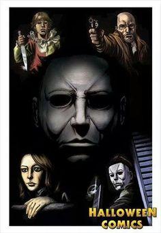 169 Best Michael Myers Images Horror Films Horror