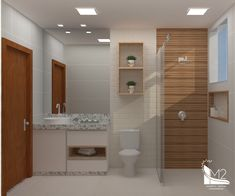 Tree House Interior, Bathroom Design Inspiration, Bed Room, Bathroom Lighting, Toilet, Mirror, Furniture, Home Decor, White Granite