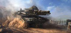 Tankthing by jameschg on deviantART