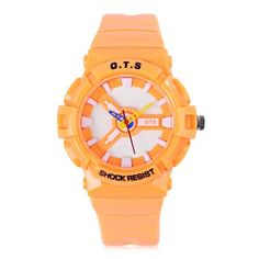 OTS T1166L Children Quartz Watch #jewelry, #women, #men, #hats, #watches, #belts