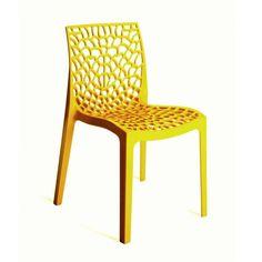 Cadeira Avalon Amarela