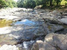 Río maimon en el salto taino atabeyra