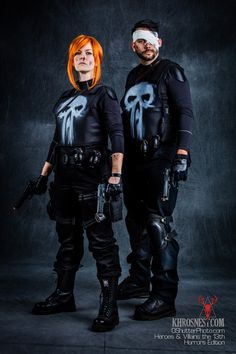 Punisher Cosplay http://geekxgirls.com/article.php?ID=6757