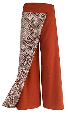 Fashion Pants, Hijab Fashion, Boho Fashion, Fashion Dresses, Womens Fashion, Fashion Design, Blouse Batik, Batik Dress, Sewing Pants