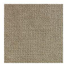 EKTORP Cover two-seat sofa - Vellinge beige - IKEA