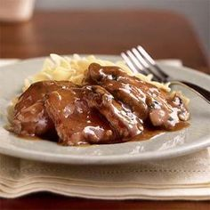 Veal Marsala | MyRecipes.com