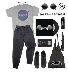 """Untitled #106"" by alduque ❤ liked on Polyvore featuring Converse, Laneus, Levi's, Handle, Retrò and Lamoda"