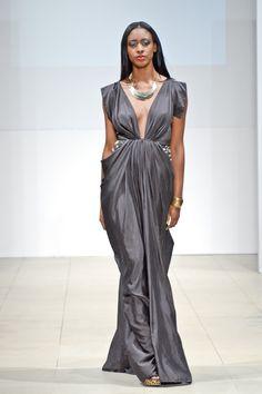 Korto Momolu : Africa Fashion Week in New York
