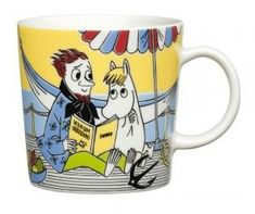 This is a complete list of all Arabia Moomin Mugs from the fist Moomin Mugs in 1990 and all the way to 2017 and forward. The Moomin Mugs list will give you the years the mugs was available, as well as information regarding limited edition Moomin Mugs. Moomin Mug Green  Muki vihreä 19