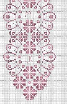 Marketing for interior design firms - Crochet Filet Filet Crochet Charts, Crochet Motif, Irish Crochet, Crochet Doilies, Crochet Flowers, Crochet Lace, Crochet Table Runner Pattern, Crochet Tablecloth, Doily Patterns