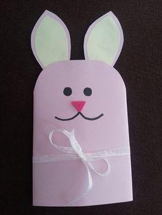 DIY Easter: DIY Easy Easter Card for Kids to Make