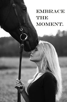 Gorgeous photo! #quote #horse #equestrians   Photo Credit: Polina Nefidova