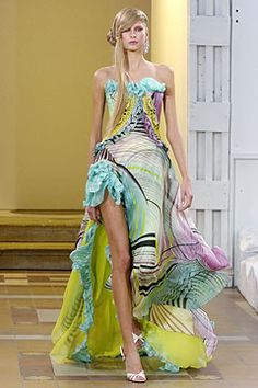 Christian Lacroix | Spring 2005 Ready-to-Wear Collection | Style.com